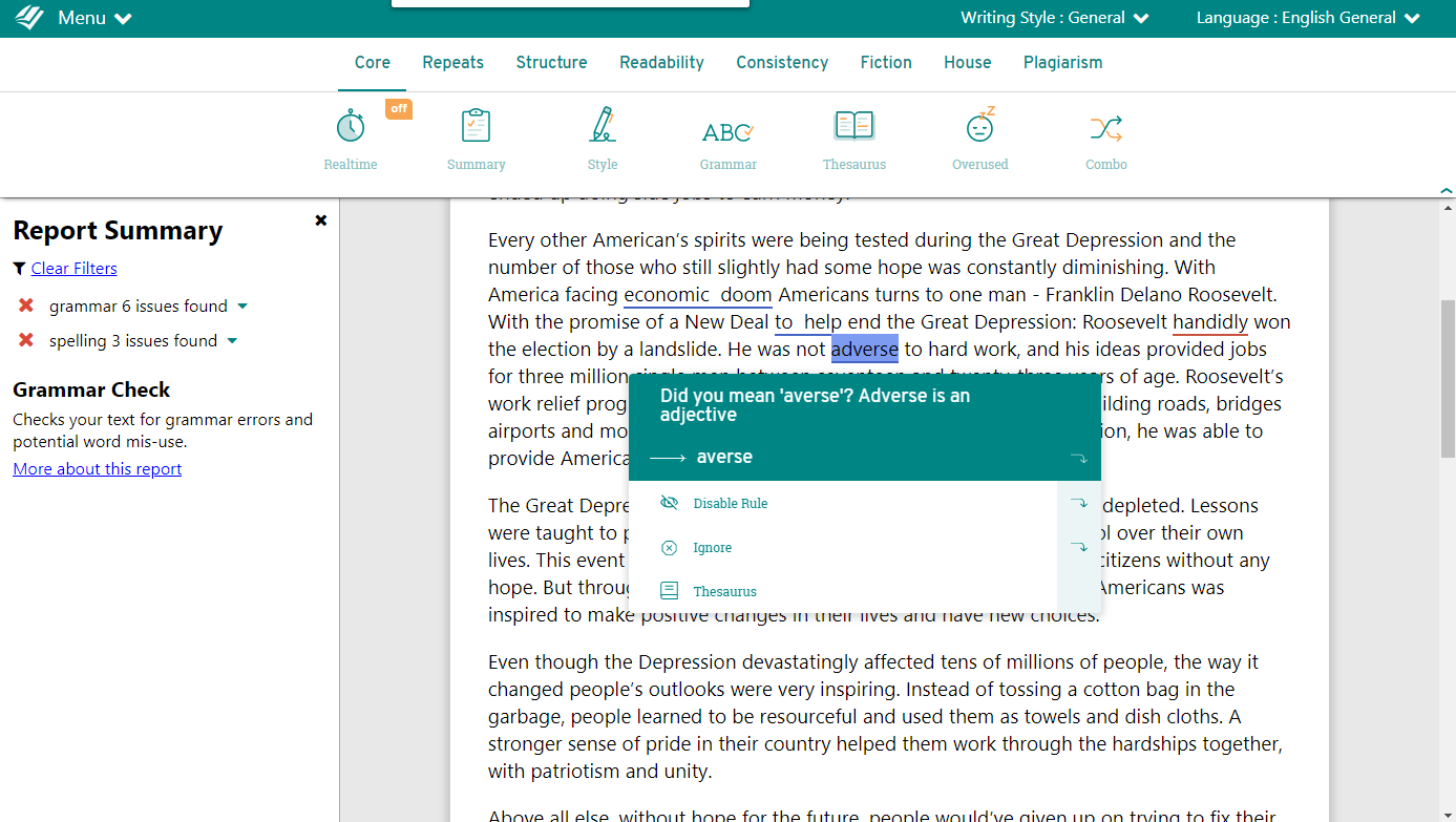 Writing App Review…Text Expander