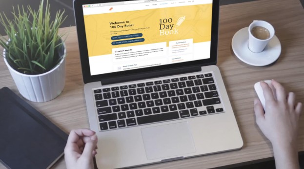 Finally Write Your Dream Book With The 100 Day Book Program