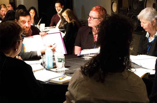 Gotham Writers Conference Roundtable