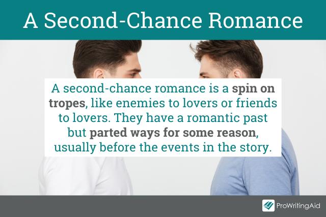 A second chance romance