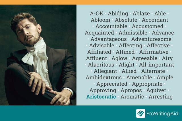 aristocratic definition