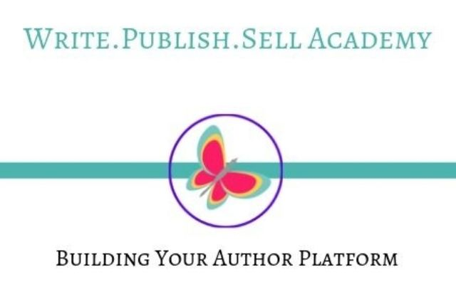 Build your author platform Black Friday