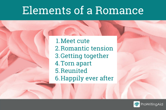 The basic elements of a romance