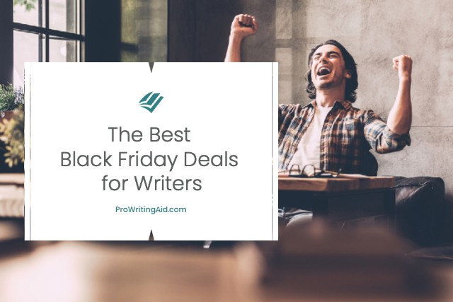Our Favorite Black Friday Offers for Writers