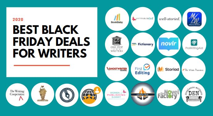 Our Favorite Black Friday Offers for Writers in 2020