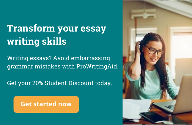 ProWritingAid for Students