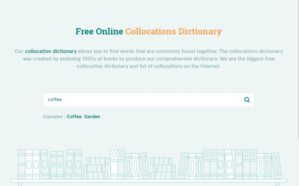 Collocations Dictioary