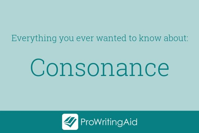 Examples of Consonance