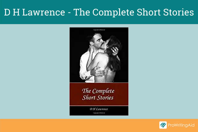 D H Lawrence Complete Short Stories