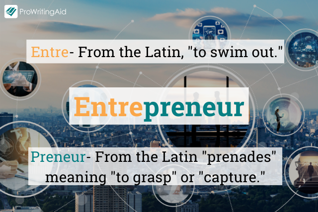 How to spell entrepreneur
