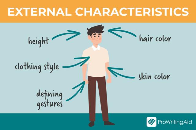 External Characteristics Annotation