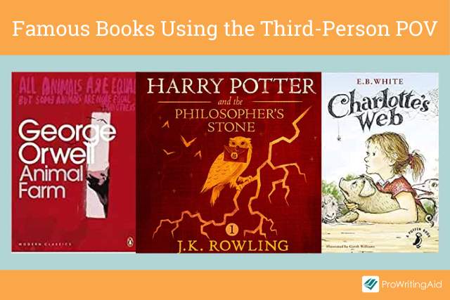 Famous books in the third-person point of view