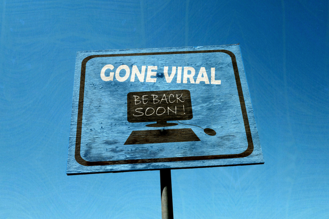 """Want to """"Go Viral""""? Promotion > Writing"""