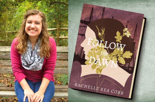 Interview with Historical Romance Author Rachelle Rea Cobb