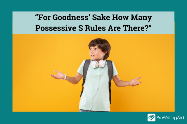 How many possessive S rules are there?
