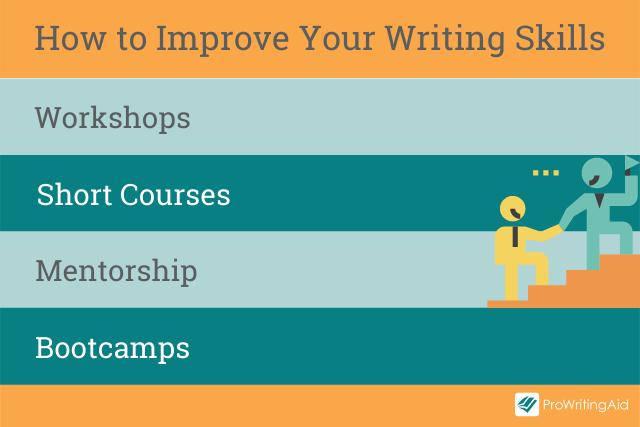 Ways to imrpove your writing skills