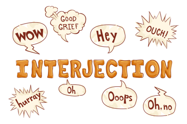 Interjections: When to Use Them