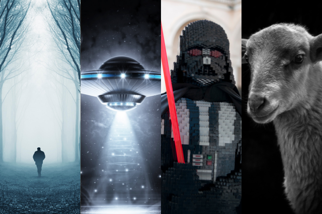 The Sixth Sense, Alien, Star Wars and Lamb to the Slaughter