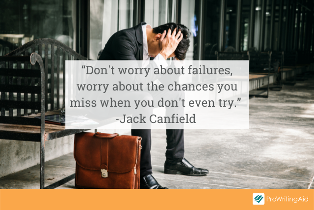 Quote from Jack Canfield