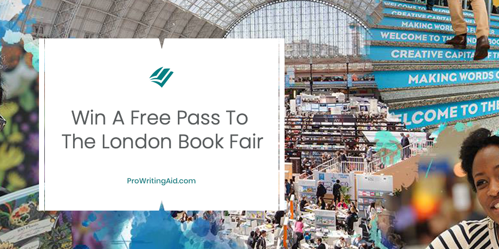 Join Us At The London Book Fair