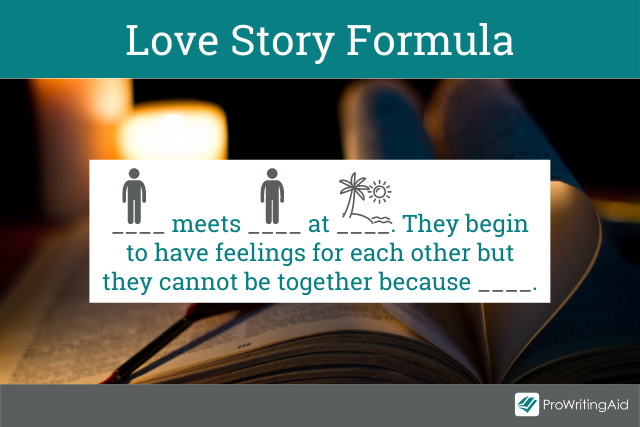 The formula for a love story