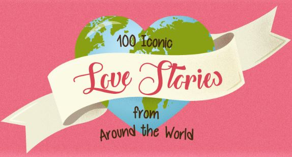 Love Stories from Around the World.