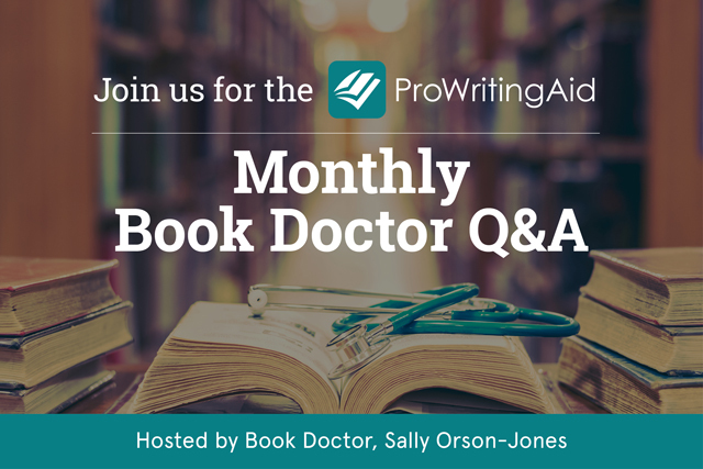 ProWritingAid Events For Writers