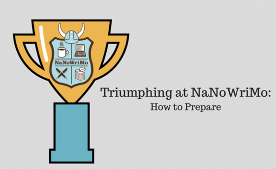 4 Important Ways to Get Ready for NaNoWriMo