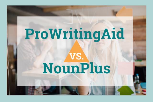 NOUNPLUS: Is there a better grammar checker?