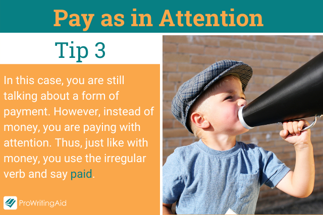 Pay as In Attention Tip