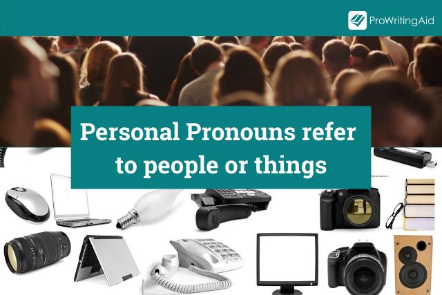Personal Pronouns Definition