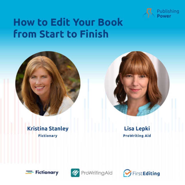 Catch Lisa Lepki on the Publishing Power Podcast