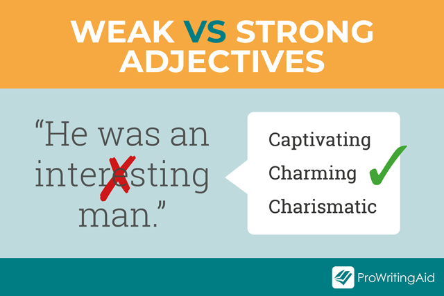 alternative adjectives for interesting