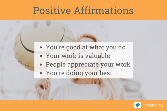 Examples of positive affirmations
