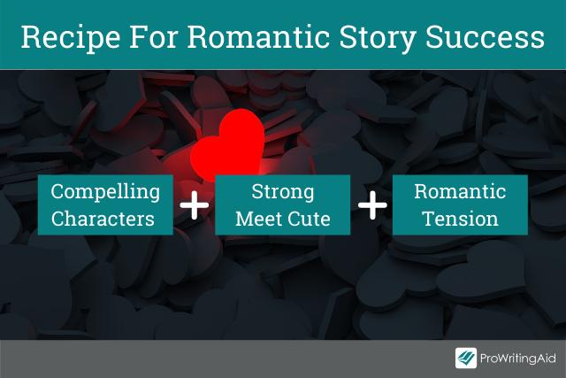 Recipe for romantic story success
