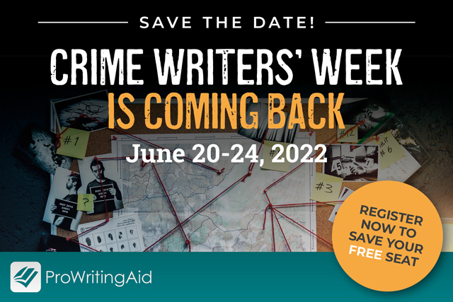 Crime Week is Back Jun 20–24