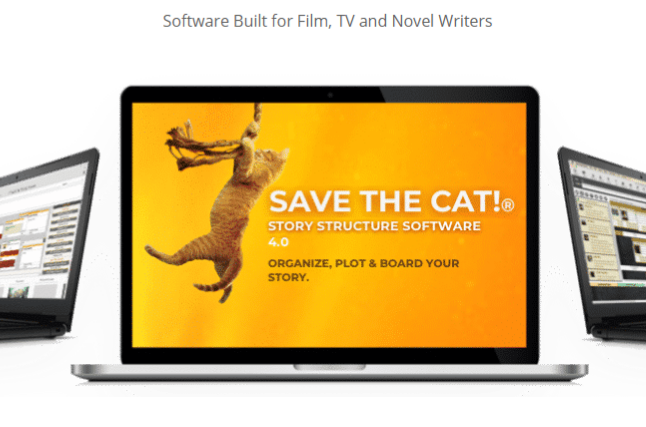 "Review of ""Save the Cat!"" Story Structure Software"