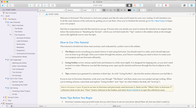 Zero to Hero: Getting Started with Scrivener