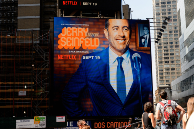 7 Things We Can Learn From Jerry Seinfeld About Writing