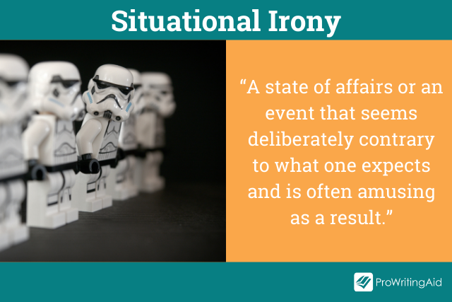 Situational Irony Definition