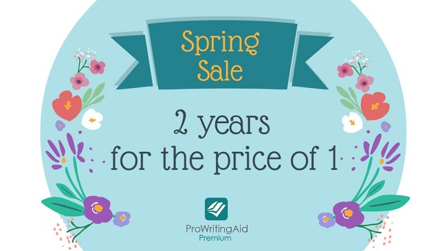 Get Two Years of ProWritingAid Premium for the Price of One