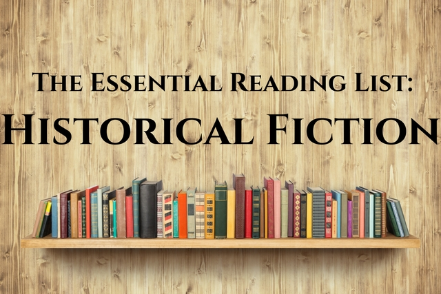 The Best Historical Fiction Novels Ever