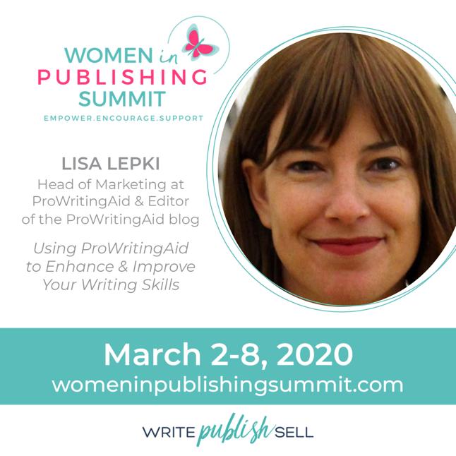 Women in Publishing Summit Schedule