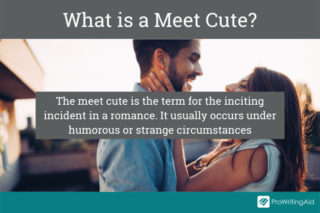 The definition of a Meet Cute