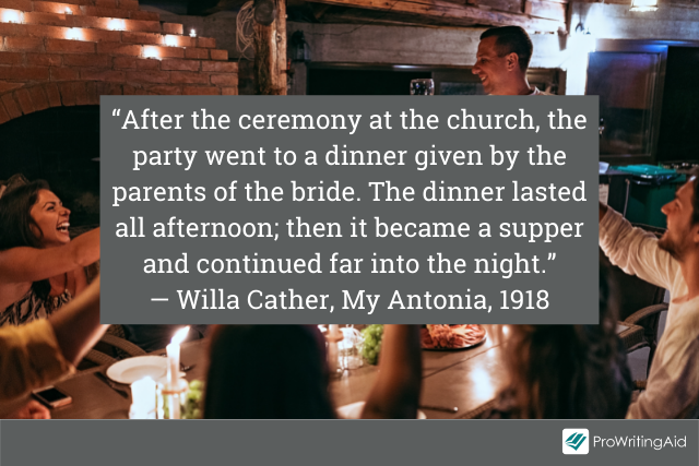 Will Cather Quote