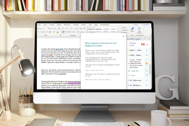 Getting Started With ProWritingAid's Microsoft Word Add-In