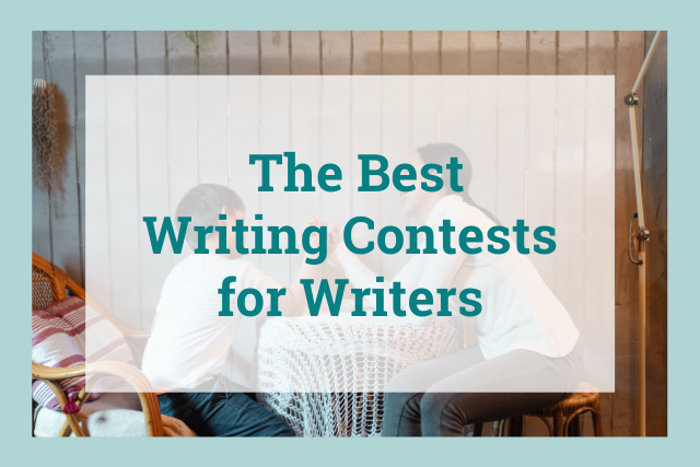 Looking for a Writing Contest to Enter?