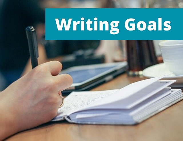 5 Tips for Setting Writing Targets and Recovering from Unmet Goals