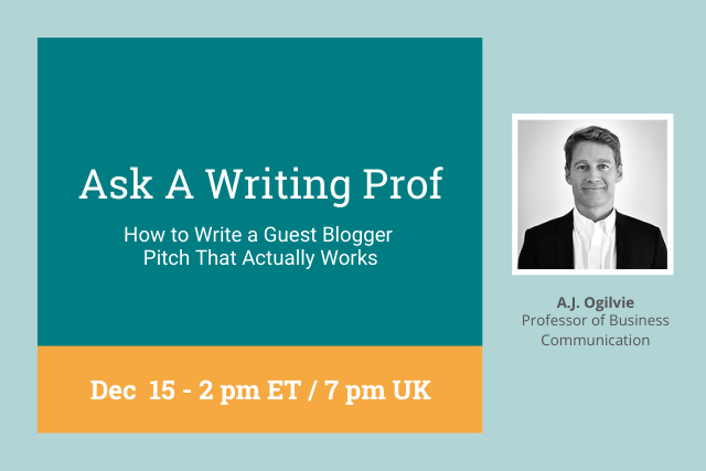 guest blogger pitch webinar cover