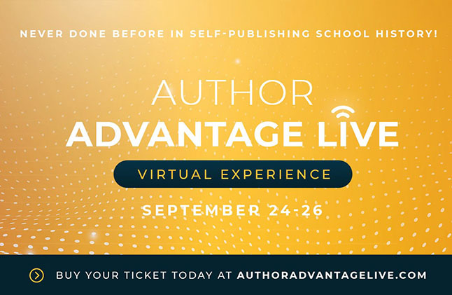 Join Our Friends from Self-Publishing School at Author Advantage Live 2020